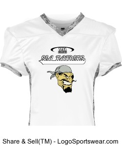TTSA Jolly Roger Division Team Jersey Design Zoom